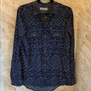 Abercrombie & Fitch women's button down size small